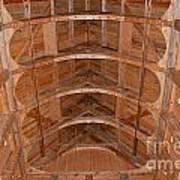 Moorhead Stave Church 20 Art Print