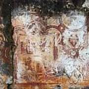 Moorish Fresque Cordoba Art Print