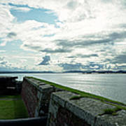 Moray Firth From Fort George Art Print