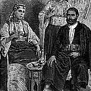 Moroccan Jews, C1892 Art Print