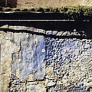 Moss On The Roof Art Print