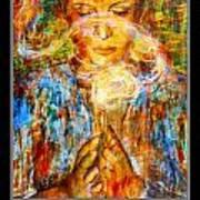 Motivational Devotion Art Print