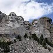 Mount Rushmore National Monument -2 Art Print