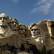 Mount Rushmore National Monument -5 Art Print