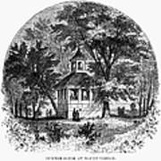 Mount Vernon, 1883 Art Print