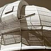 Mount Wilson Observatory Art Print