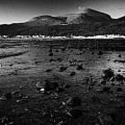 Mourne Mountains Newcastle County Down Northern Ireland Art Print