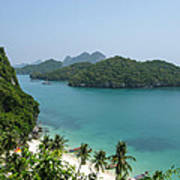 Mu Ko Ang Thong Marine National Park Art Print