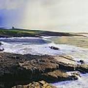 Mullaghmore, Co Sligo, Ireland Art Print