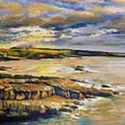 Mullaghmore County Sligo Art Print