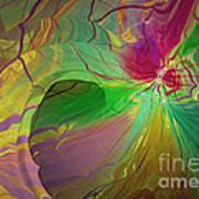 Multi Colored Rainbow Art Print