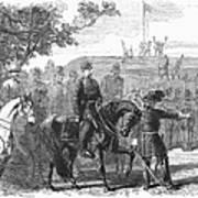 Munsons Hill, 1861 Art Print