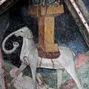 Mural Painting Art Print