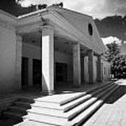 Museum Of Natural History In Larnaca Republic Of Cyprus Europe Art Print