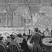 Music Festival, 1881 Art Print