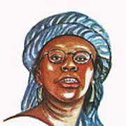 Musimbi Kanyoro Art Print