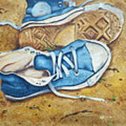 My Blues Art Print