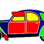My Dream Car Art Print