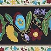 My Flower Garden Art Print by Marilyn West