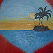 My Secret Love Affair Art Print
