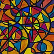 My Three Suns Art Print