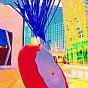 My Vegas City Center 31 Art Print