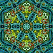 Mysteries 01  Art Print