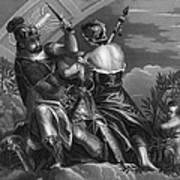 Mythology: Ares Art Print by Granger