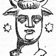 Mythology: Baal Art Print