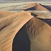 Namib Desert Art Print