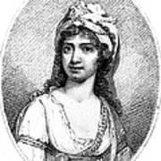 Nancy Storace (1765-1817) Art Print