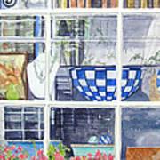 Nantucket Shop-lecherche Midi Art Print