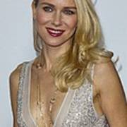 Naomi Watts At Arrivals For Afi Fest Print by Everett