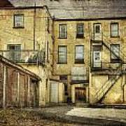 Napanee High Rise Art Print