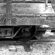 Narrow Gauge Train 2 Art Print