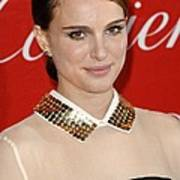 Natalie Portman At Arrivals For 22nd Art Print