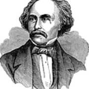 Nathaniel Hawhtorne Art Print