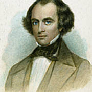 Nathaniel Hawthorne Art Print