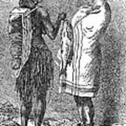 Native Americans: Flatheads Art Print