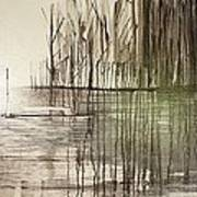 Natural Abstract 2 Art Print