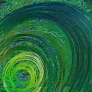 Natures Storm Art Print