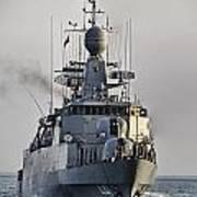 Naval Joint Ops V5 Art Print
