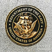 Navy Seal Art Print
