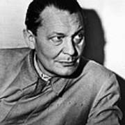 Nazi War Criminal Hermann Goering, Ca Art Print by Everett