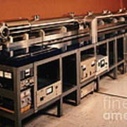 Nbs-6 Atomic Clock Art Print