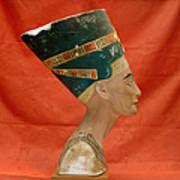 Nefertiti, Ancient Egyptian Queen Art Print