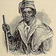 Negro Abraham Was An African Seminole Art Print