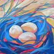 Nest Of Prosperity 4 Art Print