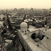 Never-ending Cairo Art Print