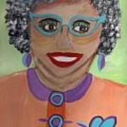 New Glasses Art Print